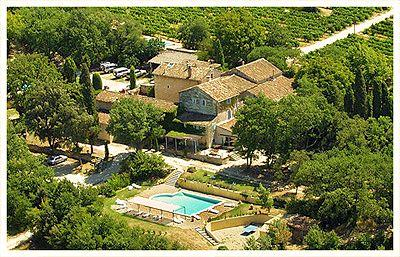 Bed & breakfast Charme - Lacoste - Domaine de Layaude Basse - Luberon Provence