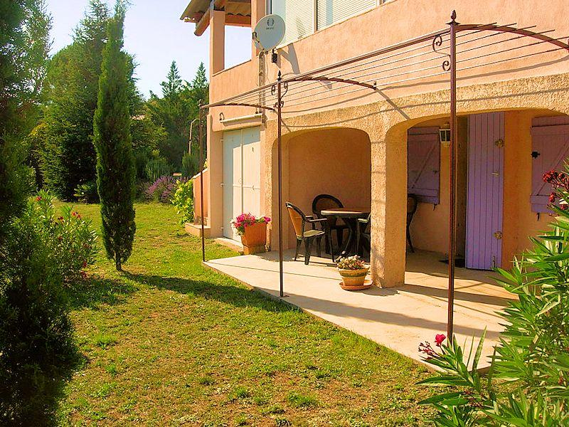 Ferienwohnung pool - Rustrel - Les Lauriers Roses - Luberon Provence
