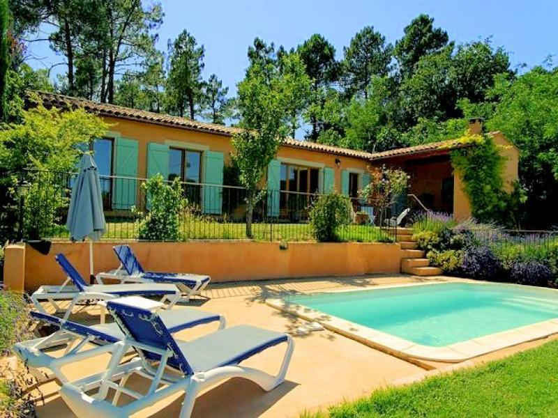 Fantastische Villa mit Pool in Roussillon in der Provence